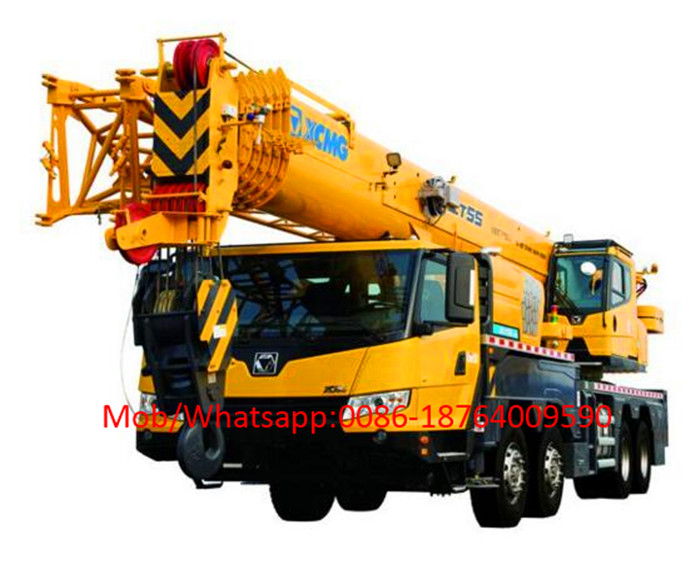 25 Ton All Wheel Drive Crane