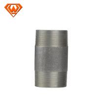 Carbon Steel Pipe Nipple Half Thread Nipple
