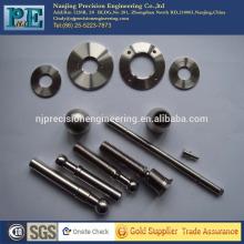 Kundenspezifische Edelstahl CNC-Bearbeitung Motorrad Teile