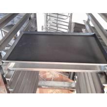 Aluminium-Tragschale für Kühlung Rack Trolley