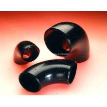 Carbono, aço, seamless, 90, lr, std, cotovelo