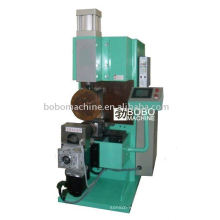 Automatic car brake shoe welding machine