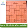 paving blocks moulds for glass mosaic building raw material