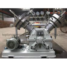 Compressor de diafragma Compressor de oxigênio Compressor de hélio Booster (G-22 / 0.2-350 CE Aprovação)