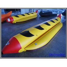 2015 attraktivstes 5-Personen-Schlauchboot-Wasserschlitten-Bananen-Boot