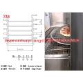 Stainless Steel 304 Flat Flex Wire Mesh Conveyor Belt