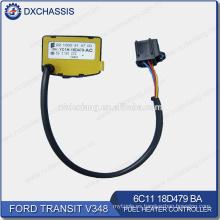 Controlador de combustible genuino Transit V348 Fuel 6C11 18D479BA