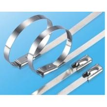 Brida para cables de acero inoxidable (brida para cables de acero inoxidable, brida para cables de metal)