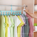 Laundry Hanger Collapsible Clothes Drying hanger Clothesline Cloth Stand Sock Dryer for Home Outdoor And Indoor