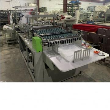 PE/OPP/PP Plastic Bags Side Hot Cutting Seal Bag Making Machinery Machine