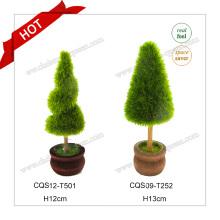 H10-18cm Meilleures ventes de fleurs artificielles en plastique pour décoration de table