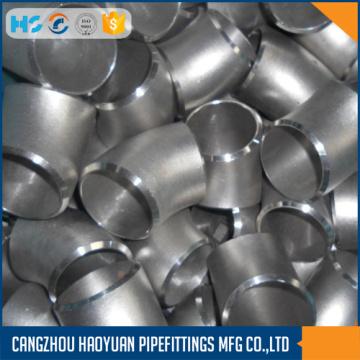 Codo de acero al carbono 1D