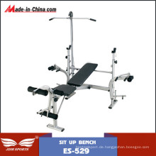 Home Gym Multifunktions Deluxe Standard Gewicht Bank Sets (ES-529)