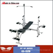 Домашний тренажерный зал Многофункциональный Стандартный Вес комплекты стенда (ЭС-529)