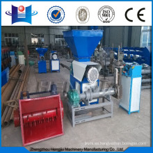 Factory supply EPS foam recycling pelletizer