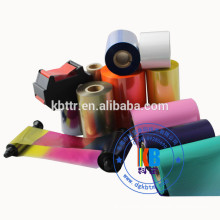 color barcode printer ribbon for TSC Zebra Datamax Cab 4+ printer