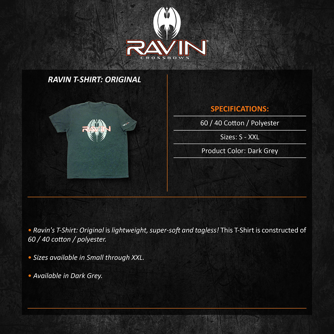 Ravin_Tshirt_Original_Product_Description