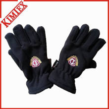 Winter Customs Warm Polar Fleece Glove for Promotion