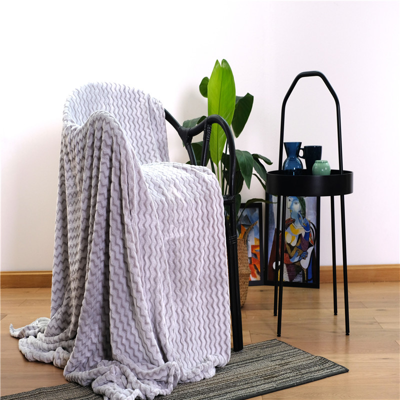 Home Textiles Baby Lazy Wave Blanket
