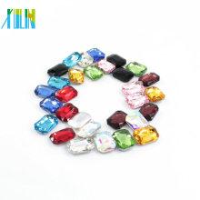 Gros cristal perles fantaisie pierre pour bijoux 4627