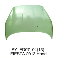 FORD NEW Fiesta 2009- HOOD