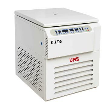 Centrífuga de baixa velocidade e grande capacidade U.LD5