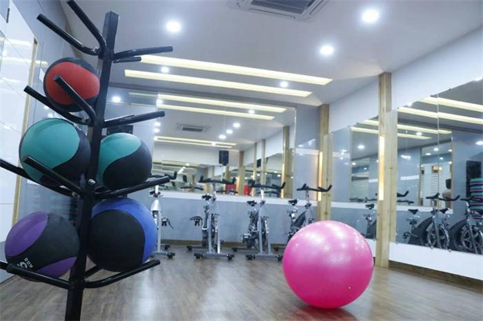 fitness club machine
