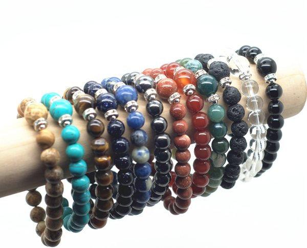 SB1021 gemstone bracelet