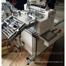 Through and Kiss Cutting, PLC and Touch Screen Controlling, Roll to Sheet Cutting Machine