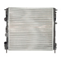 Car radiators Aluminum-plastic radiator core for Renault