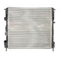 Car radiators Aluminum-plastic radiator core for Renault
