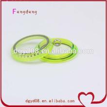 Lockets acryliques colorés Best Friend Forever pendentif