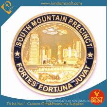 Zinklegierung Die Cast Force Coin