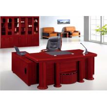 Mesa de muebles de oficina set iso mesa de oficina de tamaño estándar