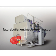 Caldera de vapor de condensación automática (gas)