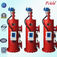 Filtros de irrigação automáticos de limpeza