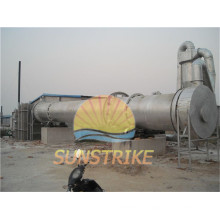 Large Capacity Cassava Rotary Dryer Machine with Good Price