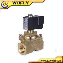 Vanne d'électrovanne à valve à solvant NORMAL CLOSE 220v