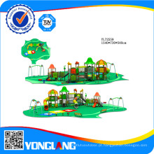 Profissional Fabricante Outdoor Playground