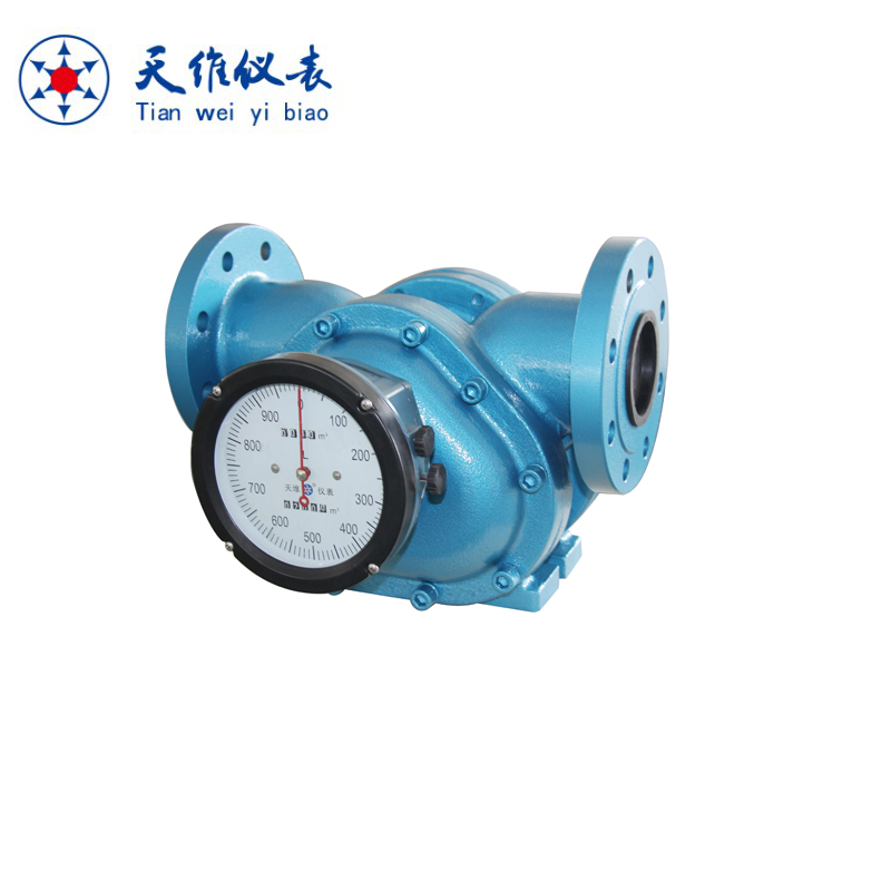 Mechanical Fuel Diesel Gas Petroleum Flow meter