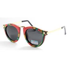 El nuevo diseño de madera gafas de sol (JN0011)