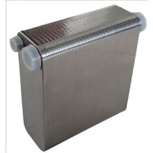 Паяный пластинчатый теплообменник двигателя с водяным охлаждением