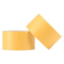 Fita adesiva de papel lavado laranja removível de resistência a alta temperatura por atacado