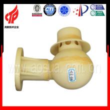 Todos os tipos de Bocal de pulverização, Bocal de pulverização ABS usado na torre de resfriamento de água