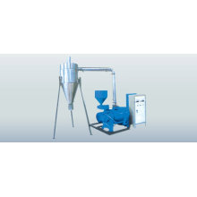 Plastic flour mill machine