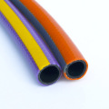 High quality gas pipe orange