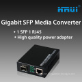 1000M Gigabit SFP Media Converter fiber optic equipment