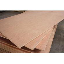 1220 * 2440mm contrachapado hecho de madera natural