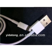 Oem Mobile Phone Accessories 8 Pin Usb Data Cable Iphone 5 Earphone