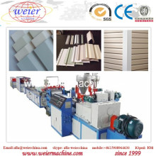 PVC Plastic Outside Siding Wall Panel Plate Board Extrusion Machine From 15 Years Factory